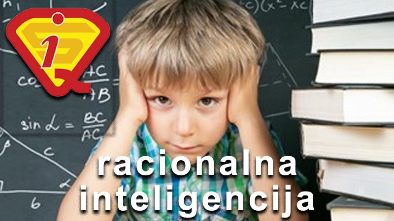 IQ racionalna inteligencija