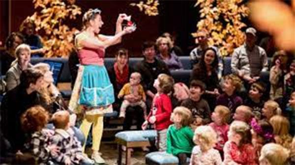 Djeca u kazalištu