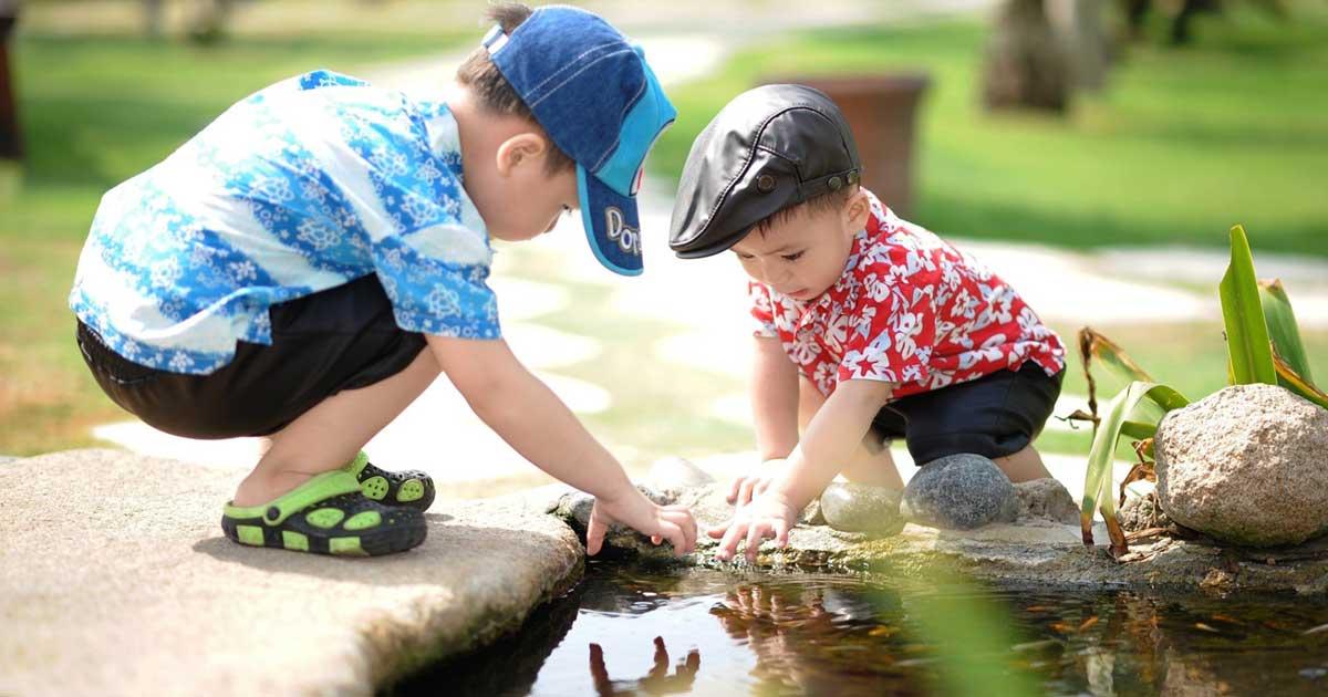 Igra – najvažnija aktivnost djetinjstva