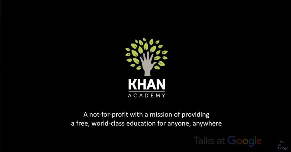 Novi oblik obrazovanja | Sal Khan | Razgovori u Googleu
