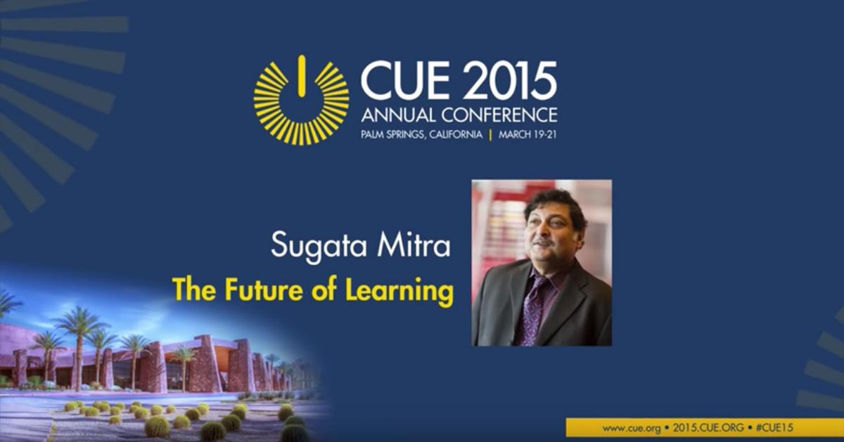 Sugata Mitra: Budućnost učenja