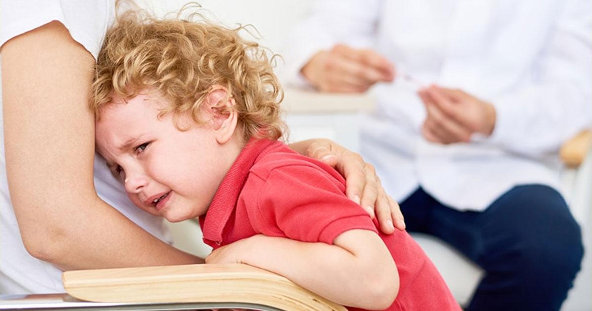 Kako reagirati na dječje strahove