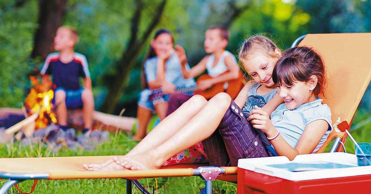 Ljetne aktivnosti za djecu