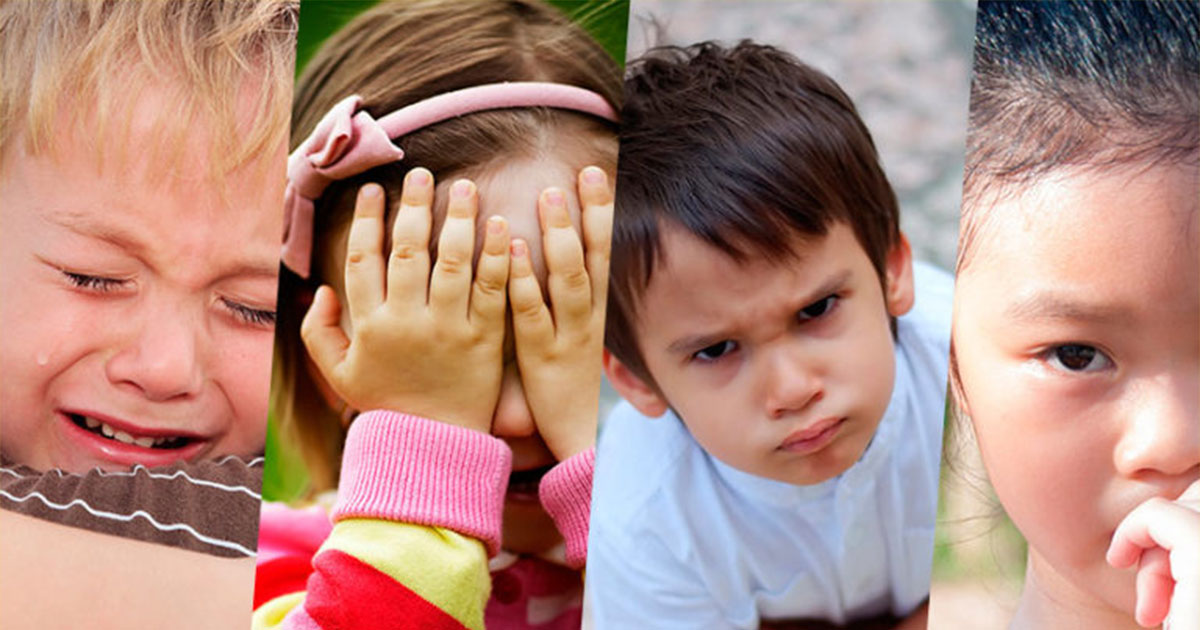 Razvoj emocija u ranom djetinjstvu